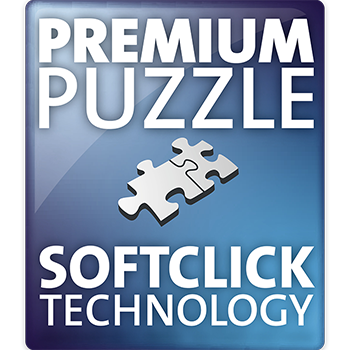 Premium Puzzle Softclick Technology Logo
