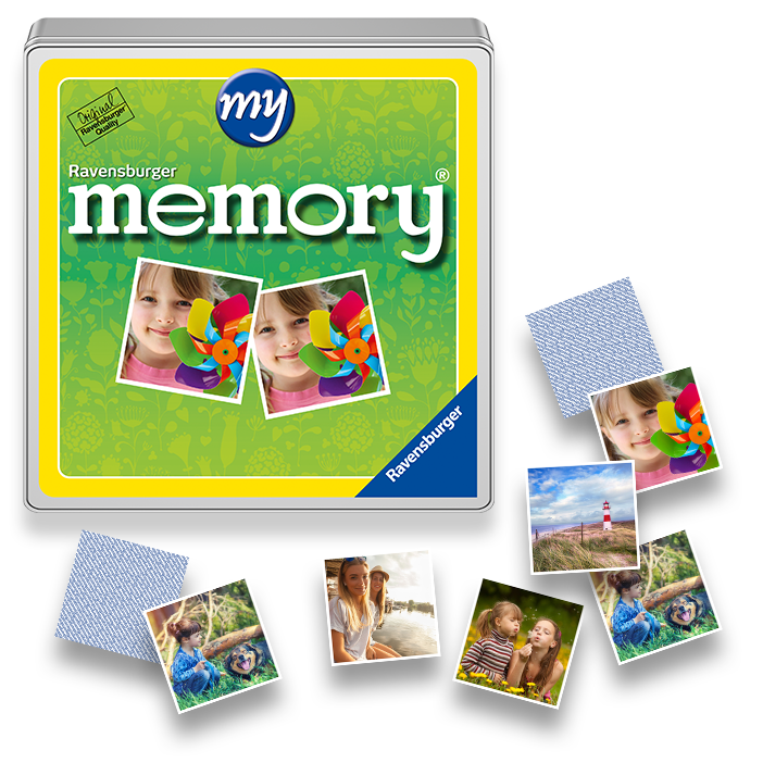 Ravensburger personalised memory®