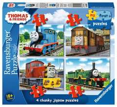 Thomas My First Puzzles Children S Puzzles