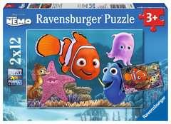 Finding Nemo 2x12pc Children S Puzzles