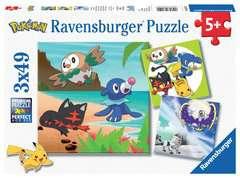 Alvin und die Chipmunks Geduldspiel Puzzles & Geduldspiele Puzzle 3 X 49 Teile Spiel Deutsch 2018